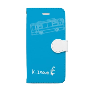 Buses2 Book-Style Smartphone Case