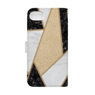 dd Book-style smartphone case