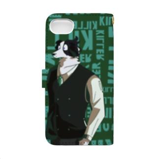 KILLERDOG Book-style smartphone case