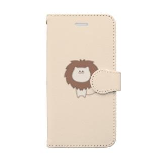 たぴつじ手帳あいぽんケース Book-style smartphone case