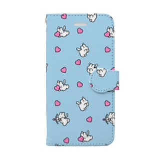 👼 Book-style smartphone case