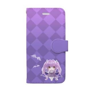 コアクマ Book-style smartphone case
