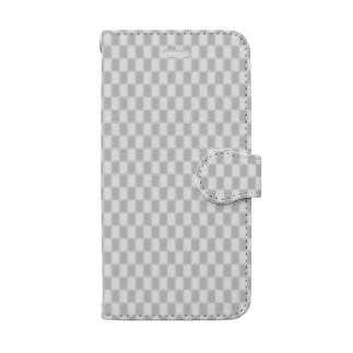 MOYOMOYO モヨモヨのモヨーP137 Book-style smartphone case