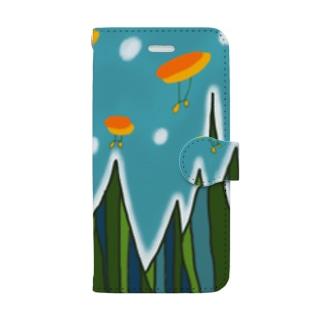 Queenstown Book-style smartphone case