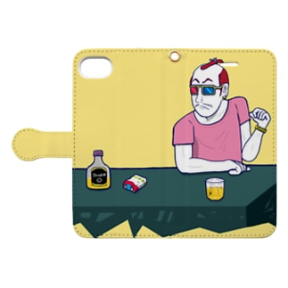 Party People Book-style smartphone case