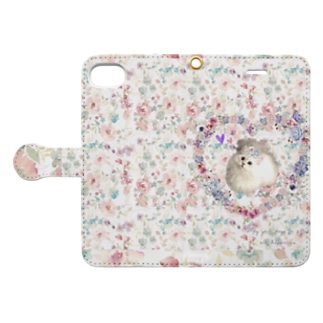 🌸spring🌸 Book-style smartphone case