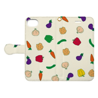 モヨーP124 Book-style smartphone case