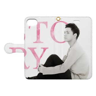 STORY Book style smartphone case
