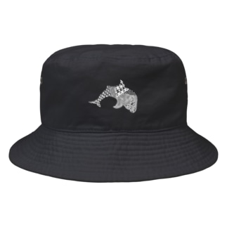 zinnbeizame siro Bucket Hat