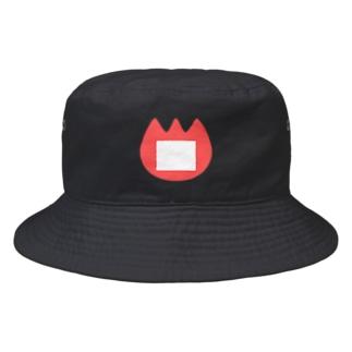 なふだ Bucket Hat