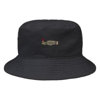 ライギョたん Bucket Hat