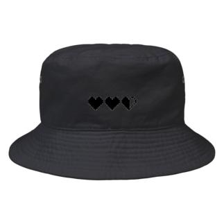 らいふ Bucket Hat