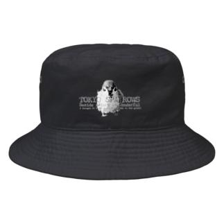東京すずめ Bucket Hat