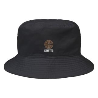 なかむらりか商店のCRAFTED 白2 Bucket Hat