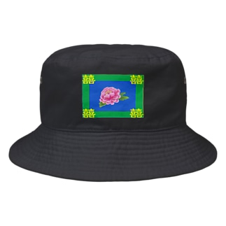 レトロチャイナ Bucket Hat