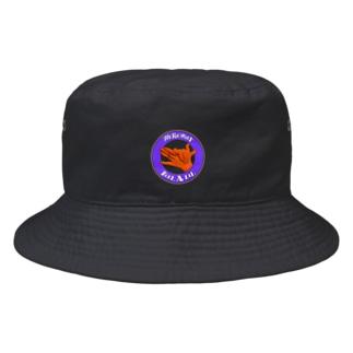 WEREWOLF Bucket Hat