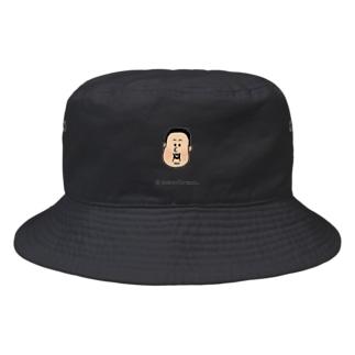 シェフ顔シリーズ Bucket Hat
