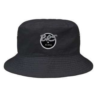BRS85. (Gray) Bucket Hat