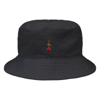 be mine forever/赤 Bucket Hat