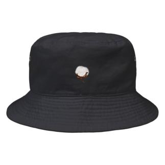 綿花 Bucket Hat