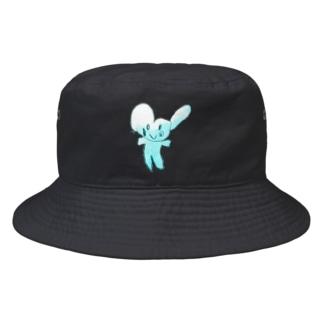 ねずみ Bucket Hat
