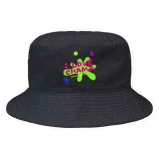 I LOVE CHAMA Bucket Hat