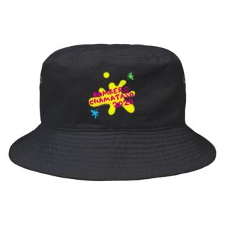 BOMBER☆CHAMATASO. 2020 Bucket Hat