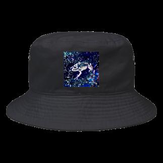 Fantastic FrogのFantastic Frog -Cosmos Version- Bucket Hat