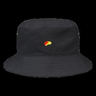 さわいあみのうさぎりんご Bucket Hat