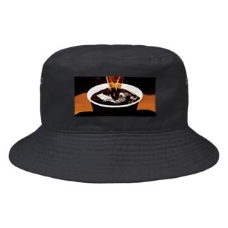 100円コーヒー Bucket Hat
