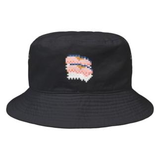 お寿司・シメサバ Bucket Hat
