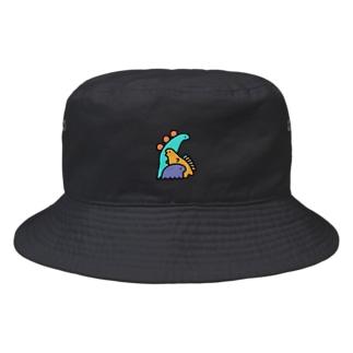 ダイナソーズ Bucket Hat