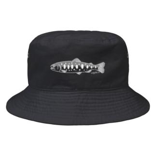 ヤマメ Bucket Hat
