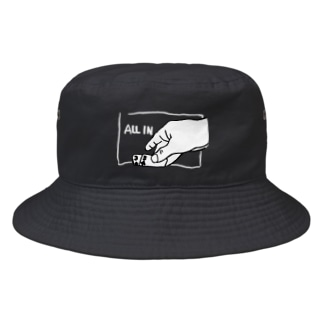オールイン Bucket Hat