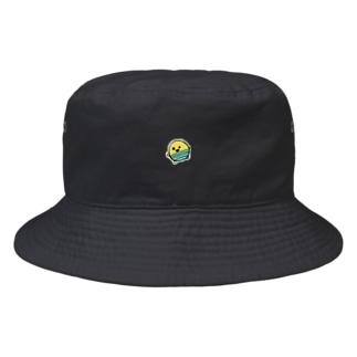 もじぱん Bucket Hat