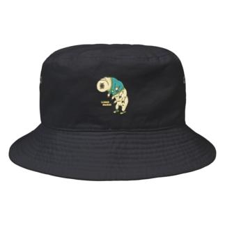 最強生物 クマムシ Bucket Hat