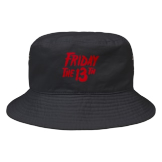 FRIDAY THE 13TH Bucket Hat