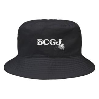 BCG日本株ハンコ注射ROCK vs コロナ Bucket Hat