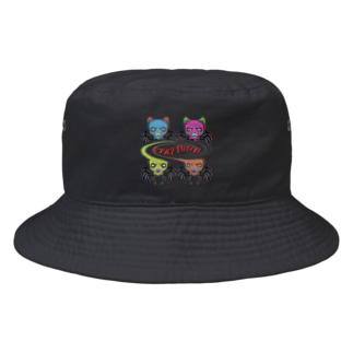 STAY TUNE Bucket Hat