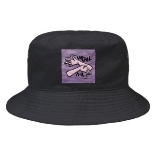 バーチャルハグ Bucket Hat