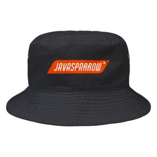 JAVASPARROWシリーズ Bucket Hat