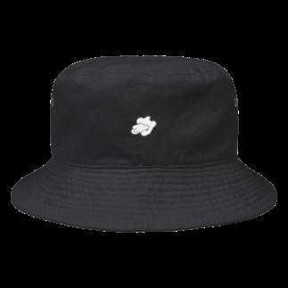 穂の湯のスモアくん Bucket Hat