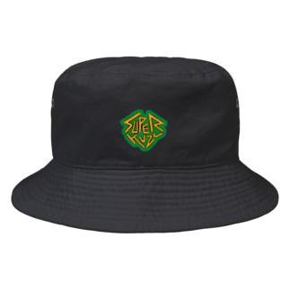 すーぱーくず g/o Bucket Hat