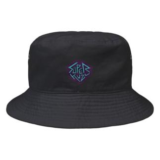 すーぱーくずみゅーたんとⅡ Bucket Hat