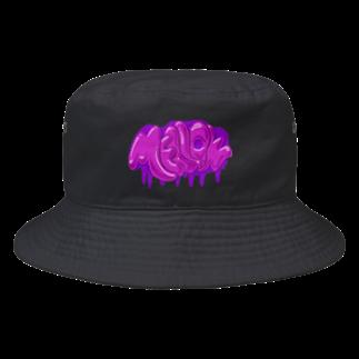 Slow TypingのMELLOW メロウ 087 Bucket Hat