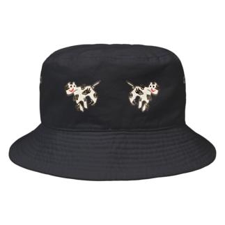 これかぶって大きくなってね Bucket Hat