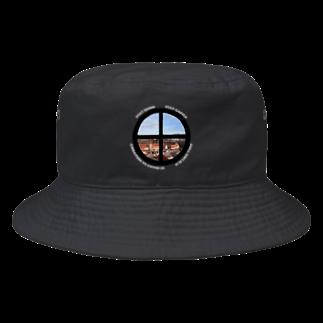 It Is Like Youのstay home ,stay castle Bucket Hat