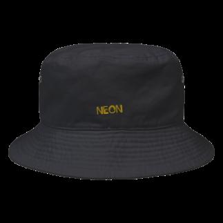 KadukiMinaのNEON Bucket Hat