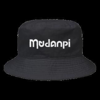 MU_DAN_PIのReedanpi Bucket Hat