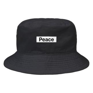 Peace Bucket Hat